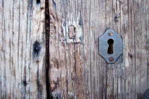 changer la serrure d'une ancienne porte